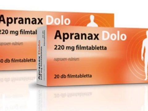 Apranax Dolo tabletta