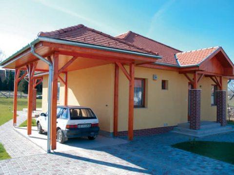 előregyártott ház