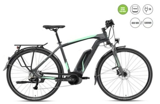 elektromos rásegítésű kerékpár