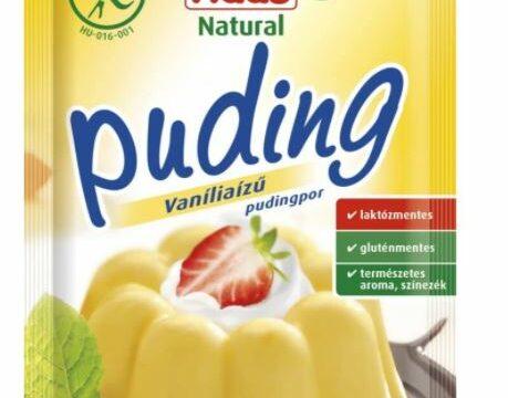 gluténmentes pudingpor